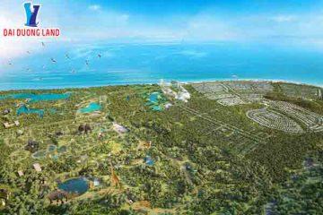 Dự án khu nghỉ dưỡng Safari Hồ Tràm